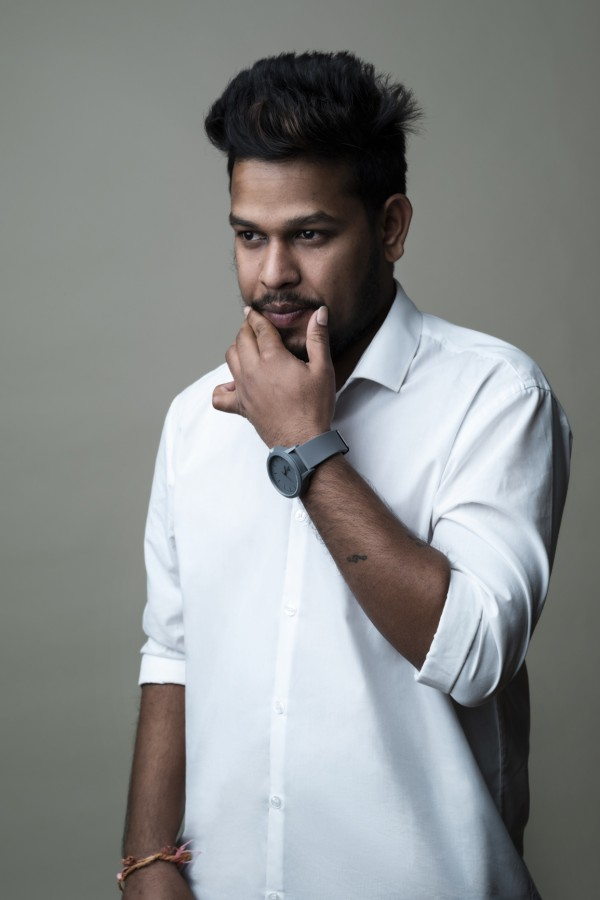 Anoop Prafulla, Jr. Art Director