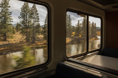 America, Zephyr Train & California #05