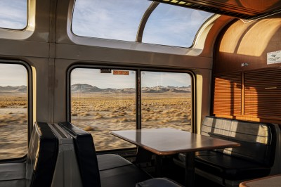 America, Zephyr Train & California #11